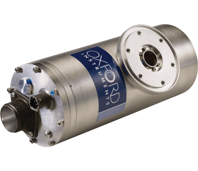 The Apogee 5500 Series is a 50kV, 50W packaged X-ray tube.